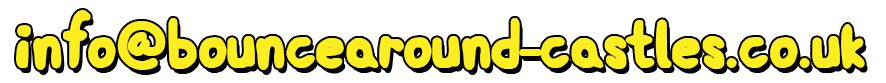 Email us on: info@bouncearound-castles.co.uk